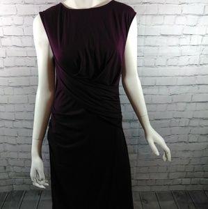 Purple Kut from the Kloth Knit Dress